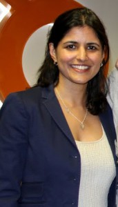 Anu Yadav, founder of the UVM affinity program and UVM board member